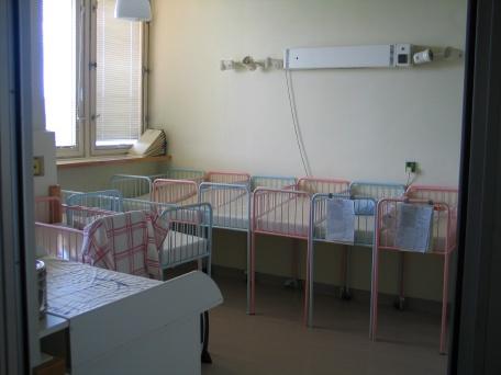 Novorodenecká izba